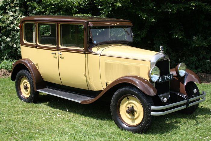 Citroen C4F - 1929