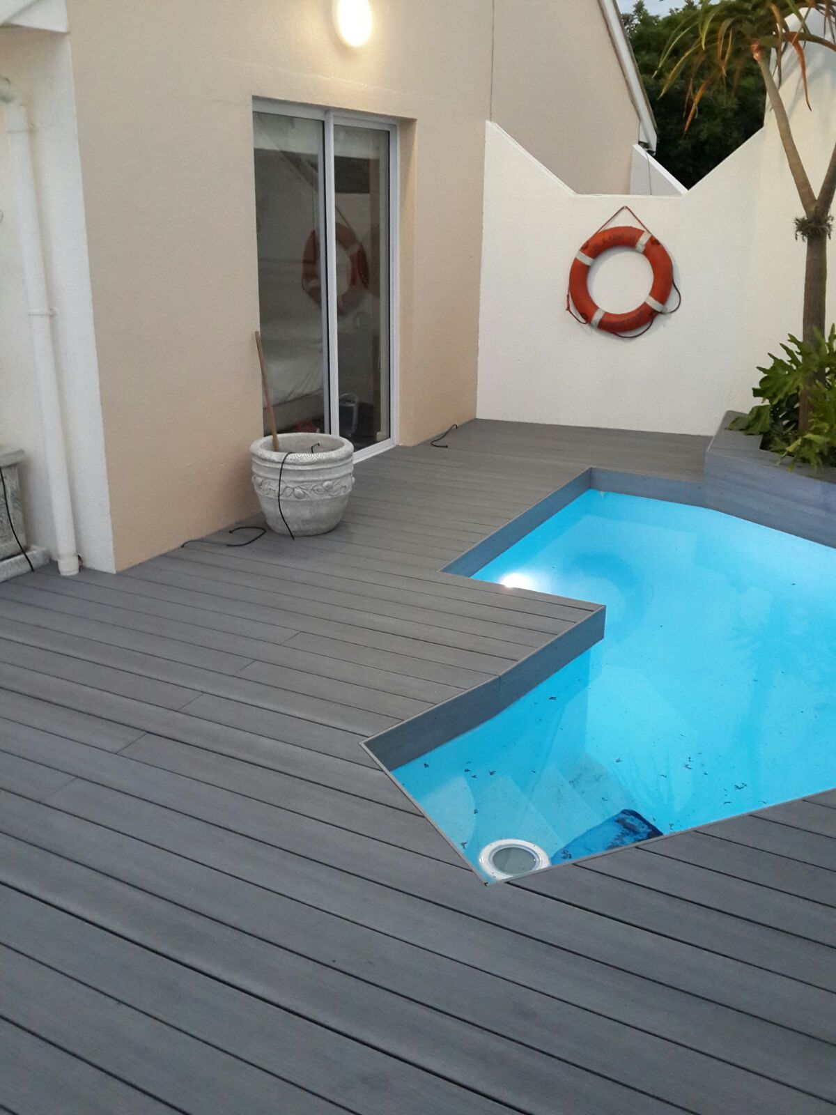 exterior wood product for house decorative outdoor floor deck