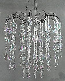 Battery Operated Chandelier For Trailer Hanging Chandelier