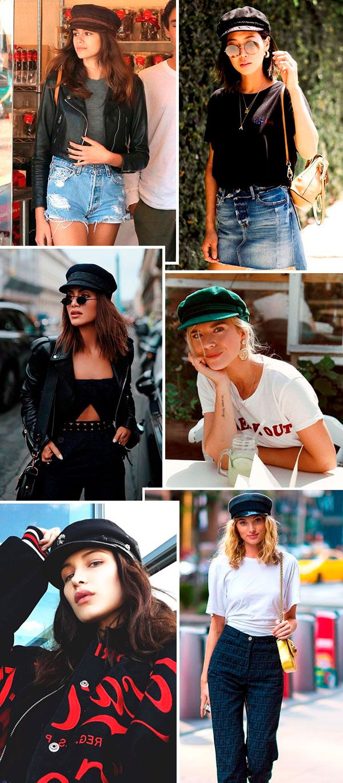 4c46f6d75ab Boinas  as boinas garantem o mood girlie e são tendência certa! - quem  lembra do modelo nos auge dos anos 2000  Elas dão aquele toque cool em toda  produção!