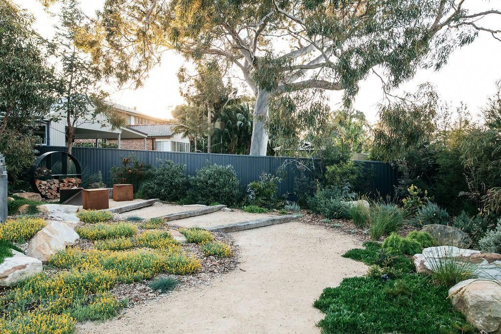 Wow! Good to look at. Creek Landscaping in 2020 | Modern ...