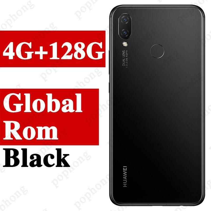 Global Firmware Huawei nova 3i nova3i Mobile Phone 4G/6G RAM 64G/128G ROM 6.3 inch Kirin710 Octa Core Android 8.1 Smartphone #displayresolution