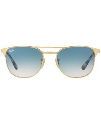 a335b5d8f4 ... cheapest ray ban signet sunglasses rb3429m 58 gold 1e2e5 77939