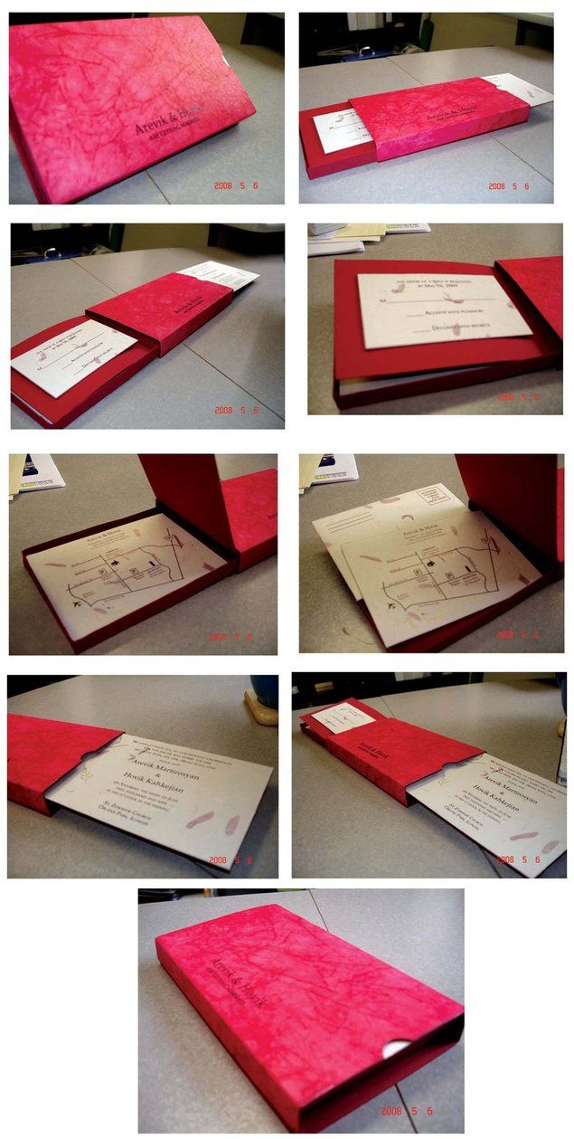 Wedding Invitation by arevook on deviantART | Cool invitations ...