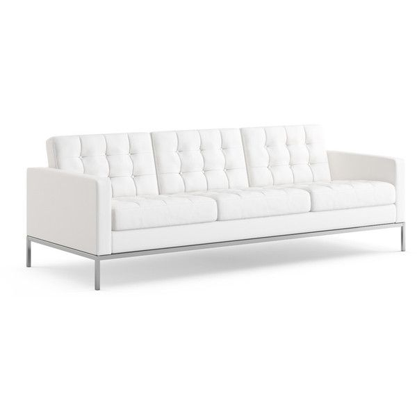 Florence Knoll Relaxed Sofa 9 274 Liked On Polyvore