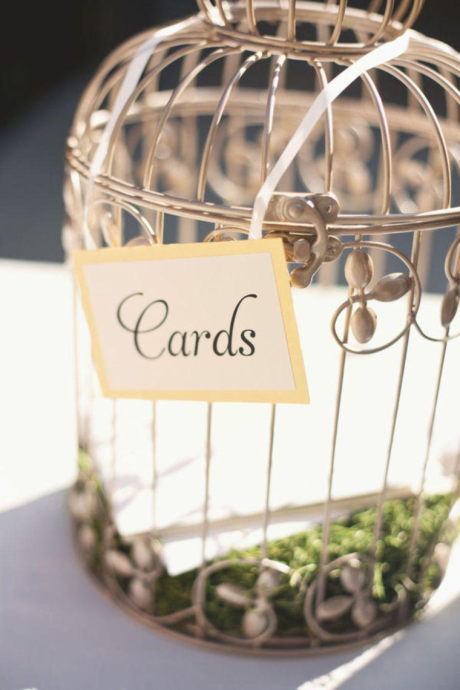 Los Angeles Wedding by Heidi Ryder   Card box wedding ...