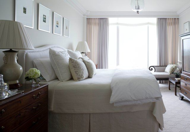 Mrs Howard Personal Shopper Phoebe S Secrets For Making A Luxurious Bed Atlanta Apartments Home Bedroom City Apartment
