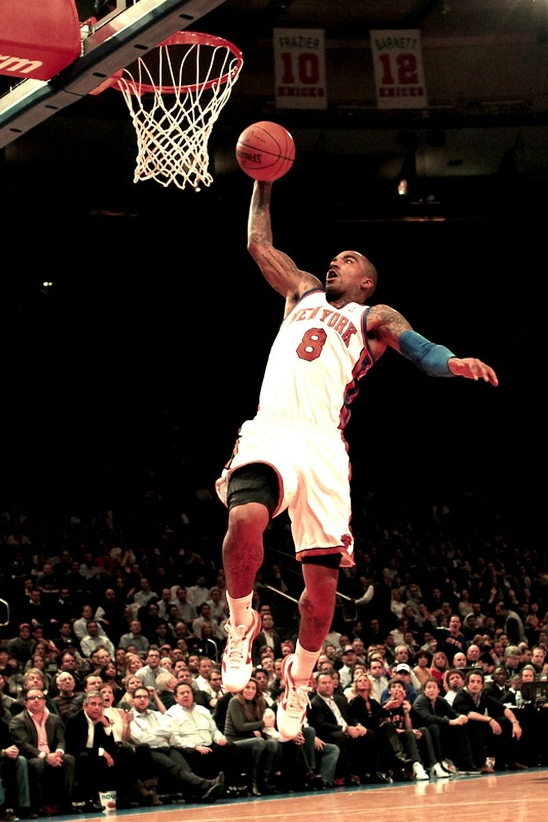 J.R. Smith New York Knicks