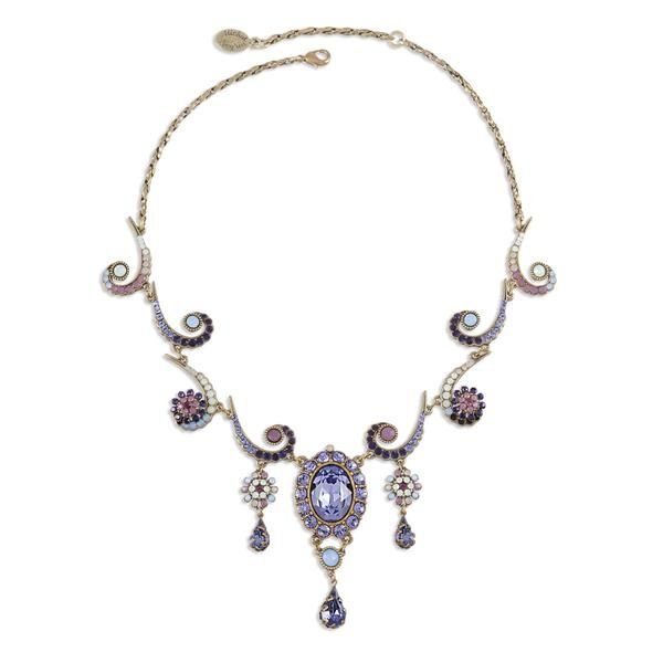 Hand crafted in IsraelusingSwarovski crystals Hypoallergenic -Nickel free Adjustable chain FREE unlimitedlifetime warranty