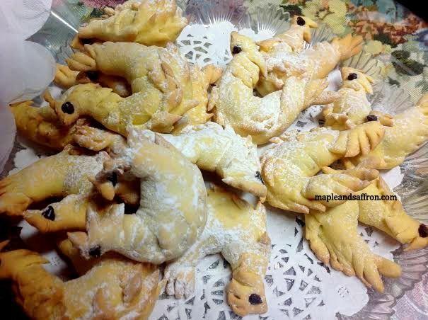 Uccelletti di sant 39 antonio abruzzo pinterest for Ricette italiane dolci