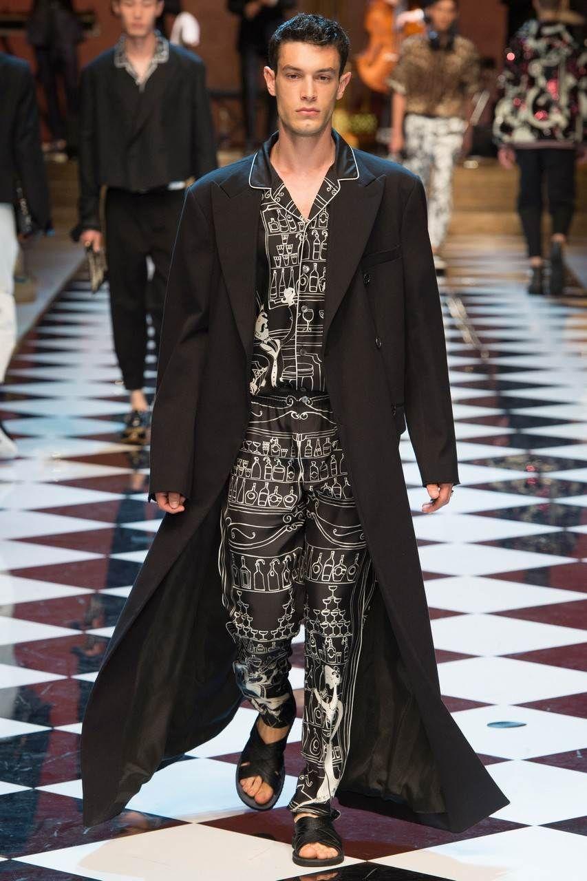 Dolce & Gabbana Spring-Summer 2017 - Milan Fashion Week #MFW