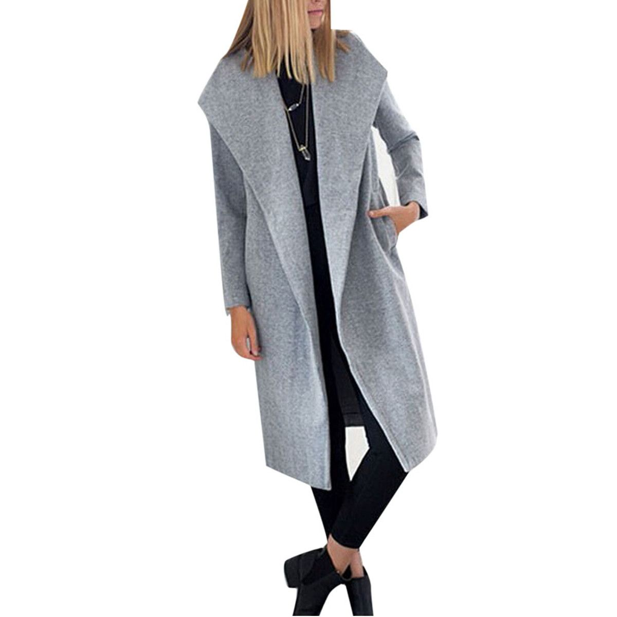 Cheap coats land, Buy Quality cardigan coat directly from China coat children Suppliers:       chaquetas mujer 2015 Fashion Spring Autumn Long Sleeve Slim Turn-Down Lapel Collar Side Zipper Jacket Women Coat C