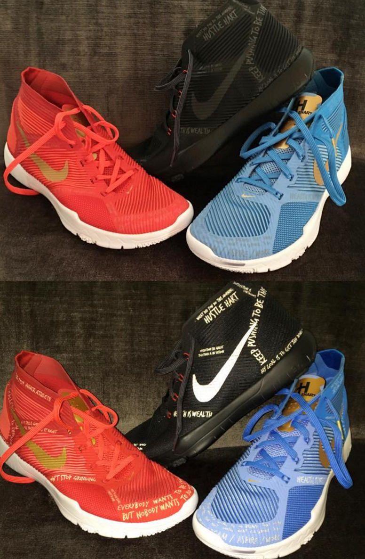 "Nike ""Hustle Hart"" Trainer Black | Complex"