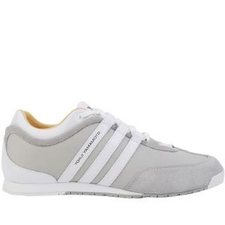 Y 3 White Y3 Sprint Trainers For Men for men