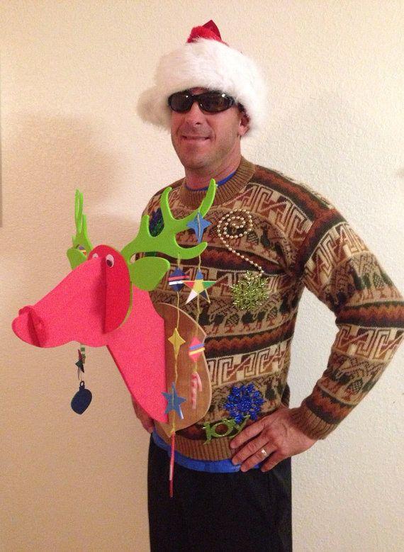 19 Stupefyingly Ugly Christmas Sweaters You Can Buy Funny Jokes