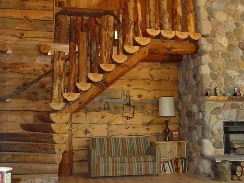 Hilltop Lodge Log Home Builders Association Unique