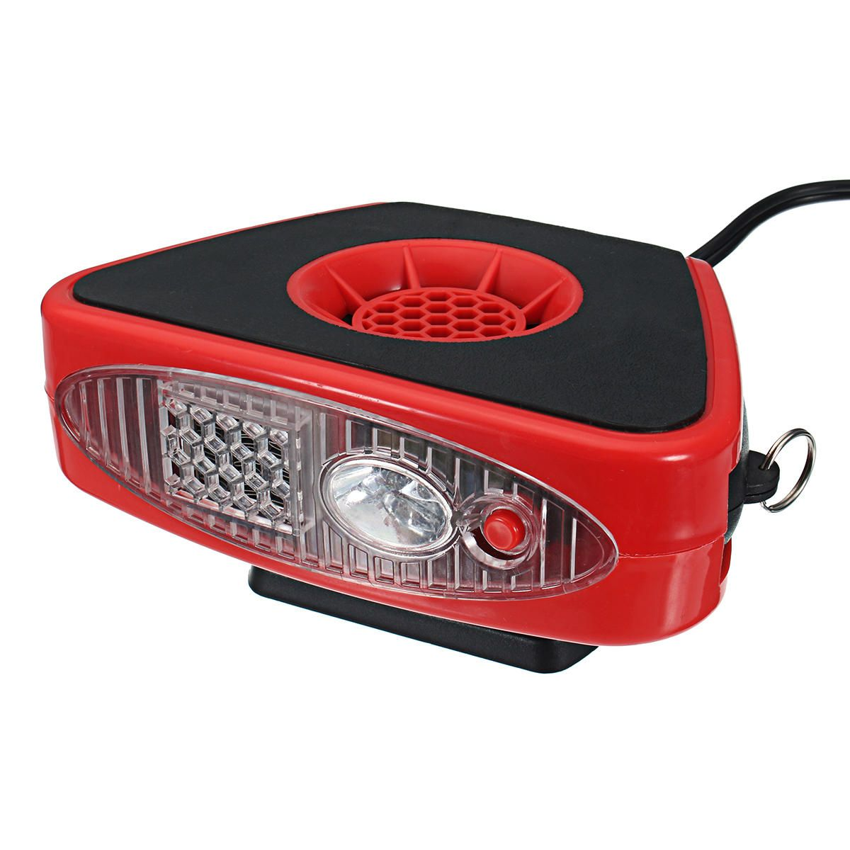 Us 19 56 12v 120w Car Portable Heater Heating Cooling Fan With