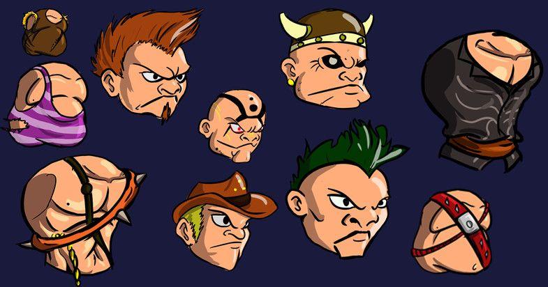 2D Character Creator 2 #Character#Creator#Characters | 3d Design