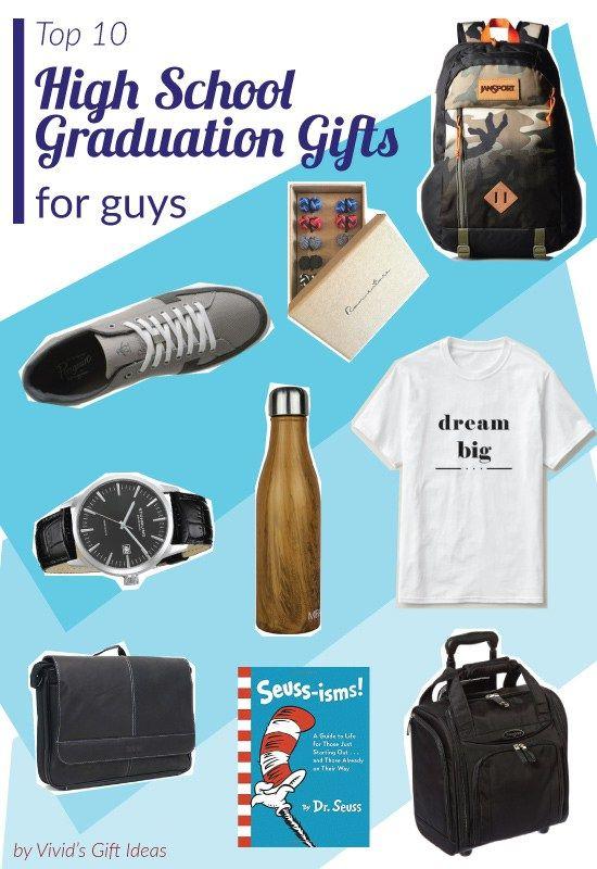 2016 High School Graduation Gift Ideas for Guys   High school ...