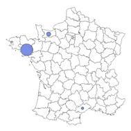 histoire du nom Daniel, de l'Orient à la Bretagne, Ve-VIe siècles