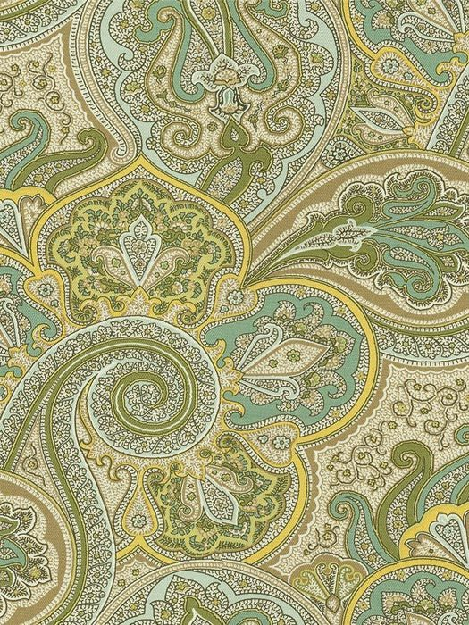 """""""waverly"""" in 2020 Paisley wallpaper, Nautical color"""