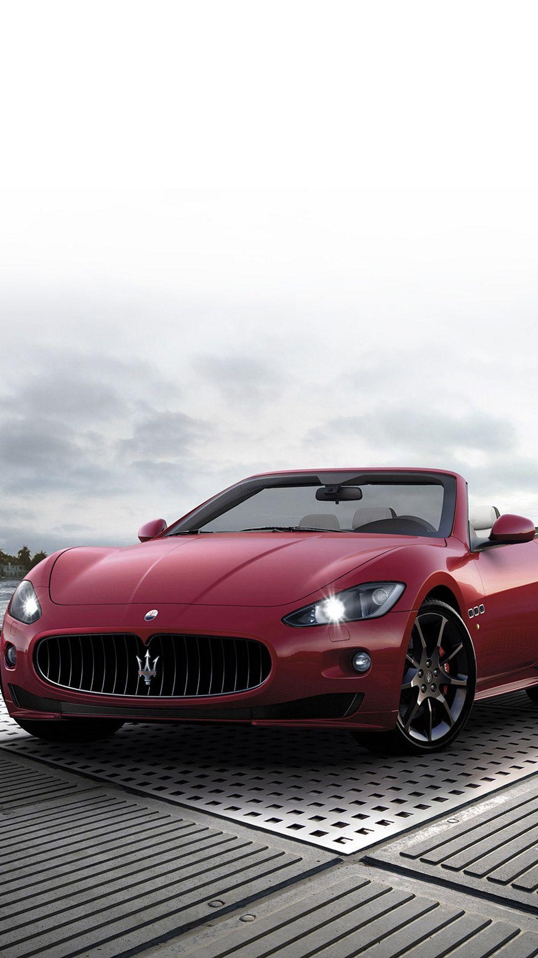 Elegant Maserati GranTurismo Cabrio IPhone 6 Plus HD Wallpaper    Http://freebestpicture.com/maserati Granturismo  Cabrio Iphone 6 Plus Hd Wallpaper/
