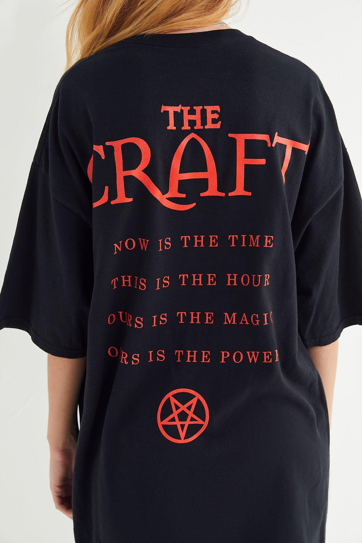 113148f36e Slide View  4  The Craft Oversized T-Shirt Dress