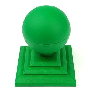 Green Plastic Fence Post Caps Made For A 4 Post We Also Have Caps To Fit A 3 Post As Well As A 3 X 4 Post All With Sph Post