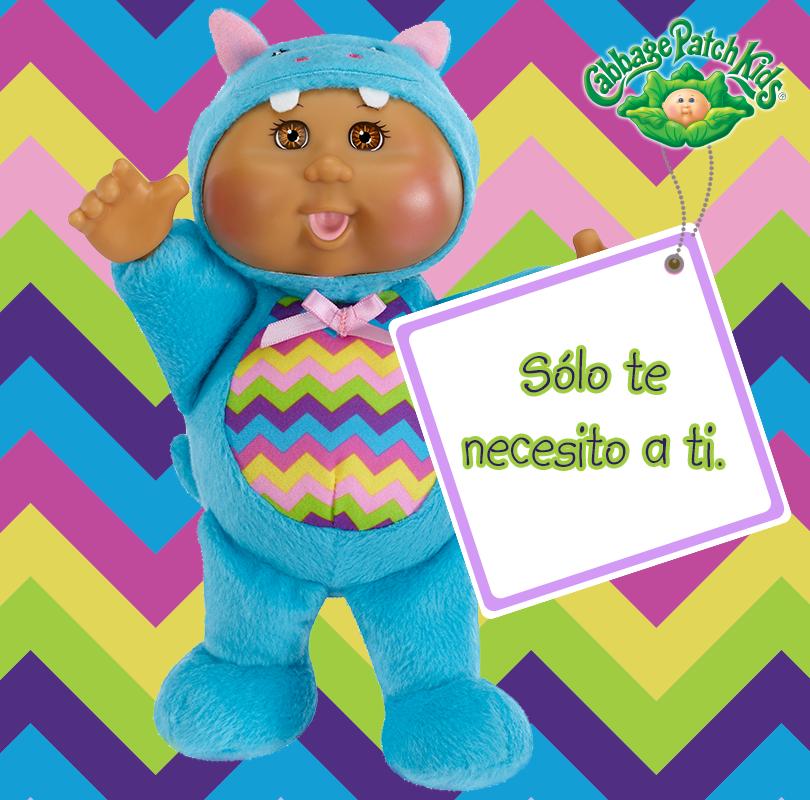 Sólo te necesito a ti. #cabbagepatch #cabbagepatchkids #sketchers #muñeca #niñas #abrazo #palaciodehierro #liverpool #comercialmexicana #walmart #soriana #sears #chedraui #coppel #juguetron #HEB #cuties