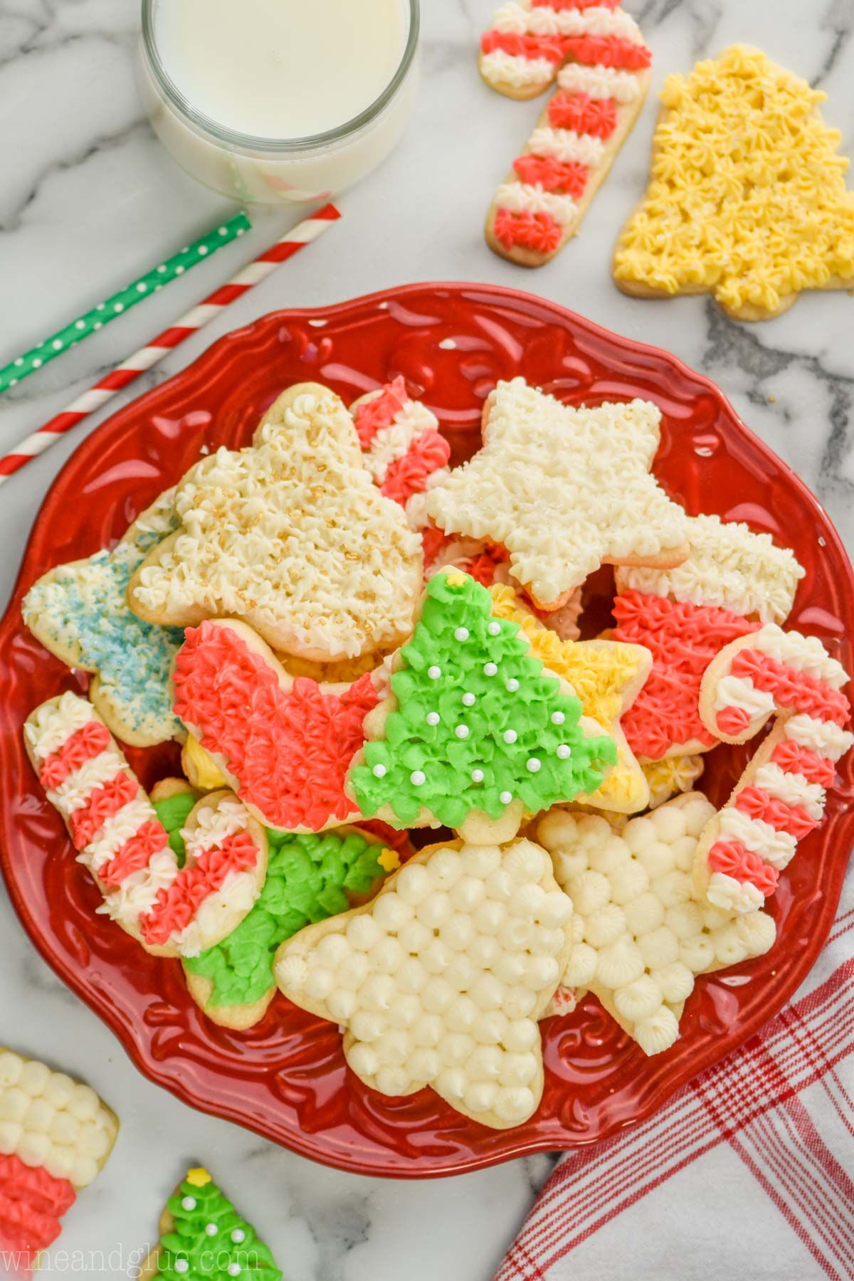 These Soft Cut Out Sugar Cookies Are Going To Be Your New Go To