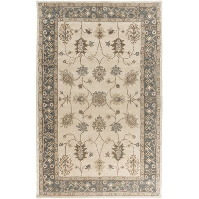 Found It At Wayfair Middleton Beige Willow Area Rug 865 9x12 Area Rugs Artistic Weavers Hand Tufted Rugs
