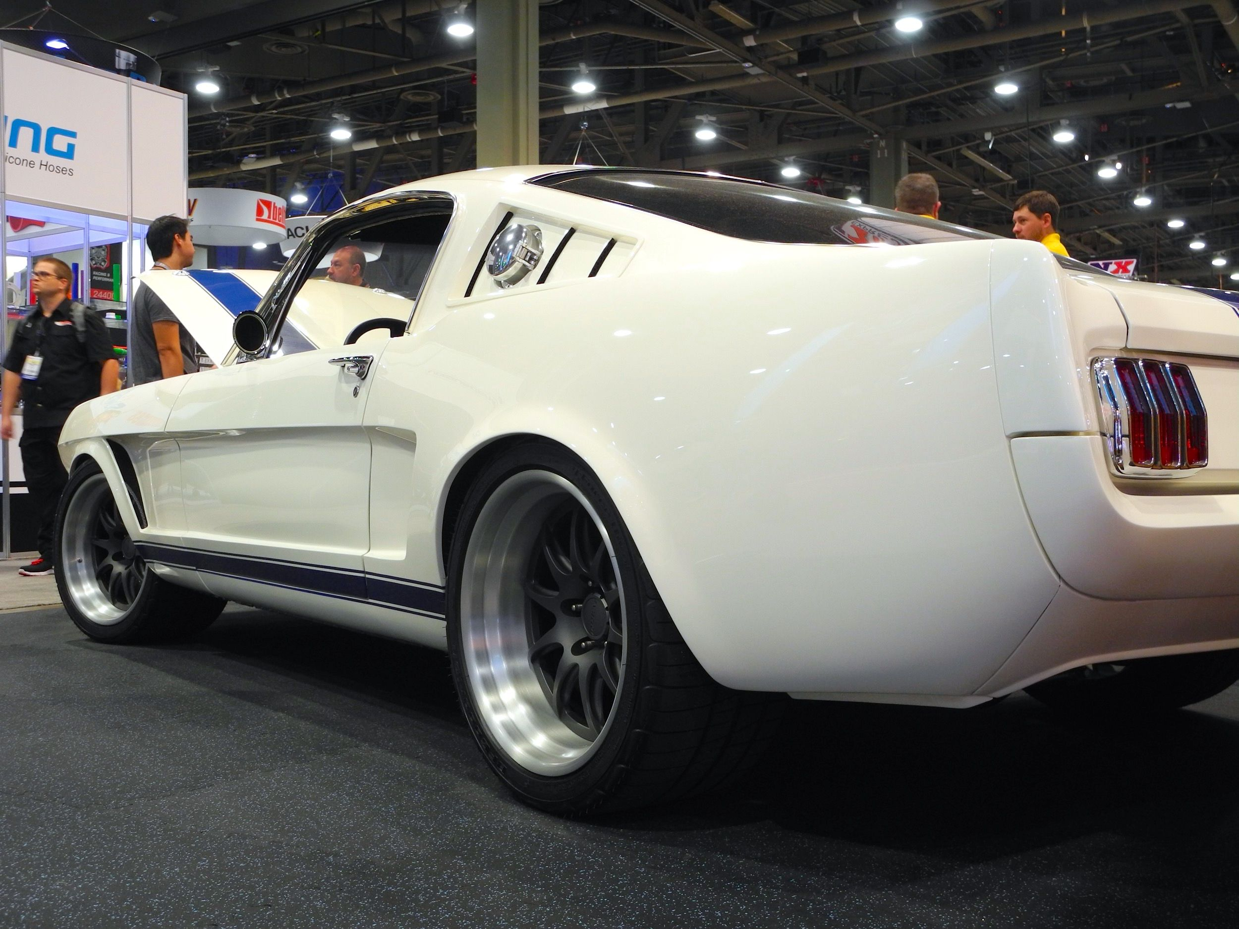 matt 39 s widebody 39 65 mustang fastback by best of show. Black Bedroom Furniture Sets. Home Design Ideas