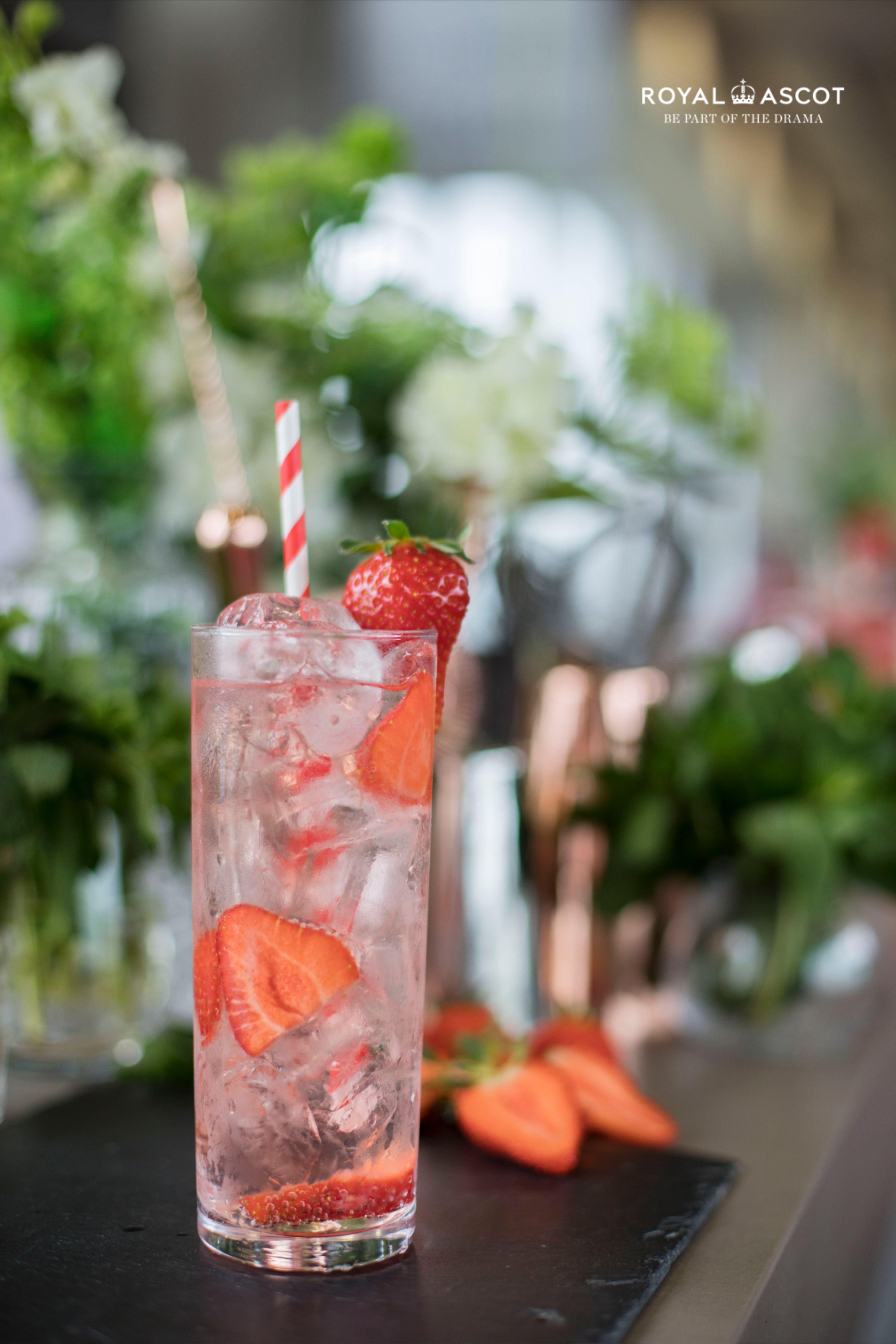 The Royal Ascot Blush in 2020 Ascot, Pink gin, Royal ascot