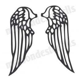 photograph regarding Angel Wing Stencil Printable identified as angel wing stencil printable - Google Glimpse D.I.Y.