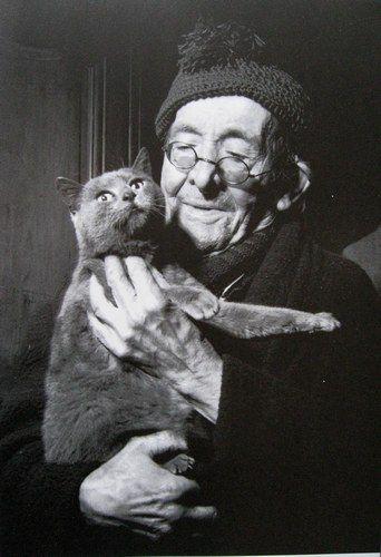 Paul Léautaud Photos Gatos Fotos Con Gatos Et Gatos