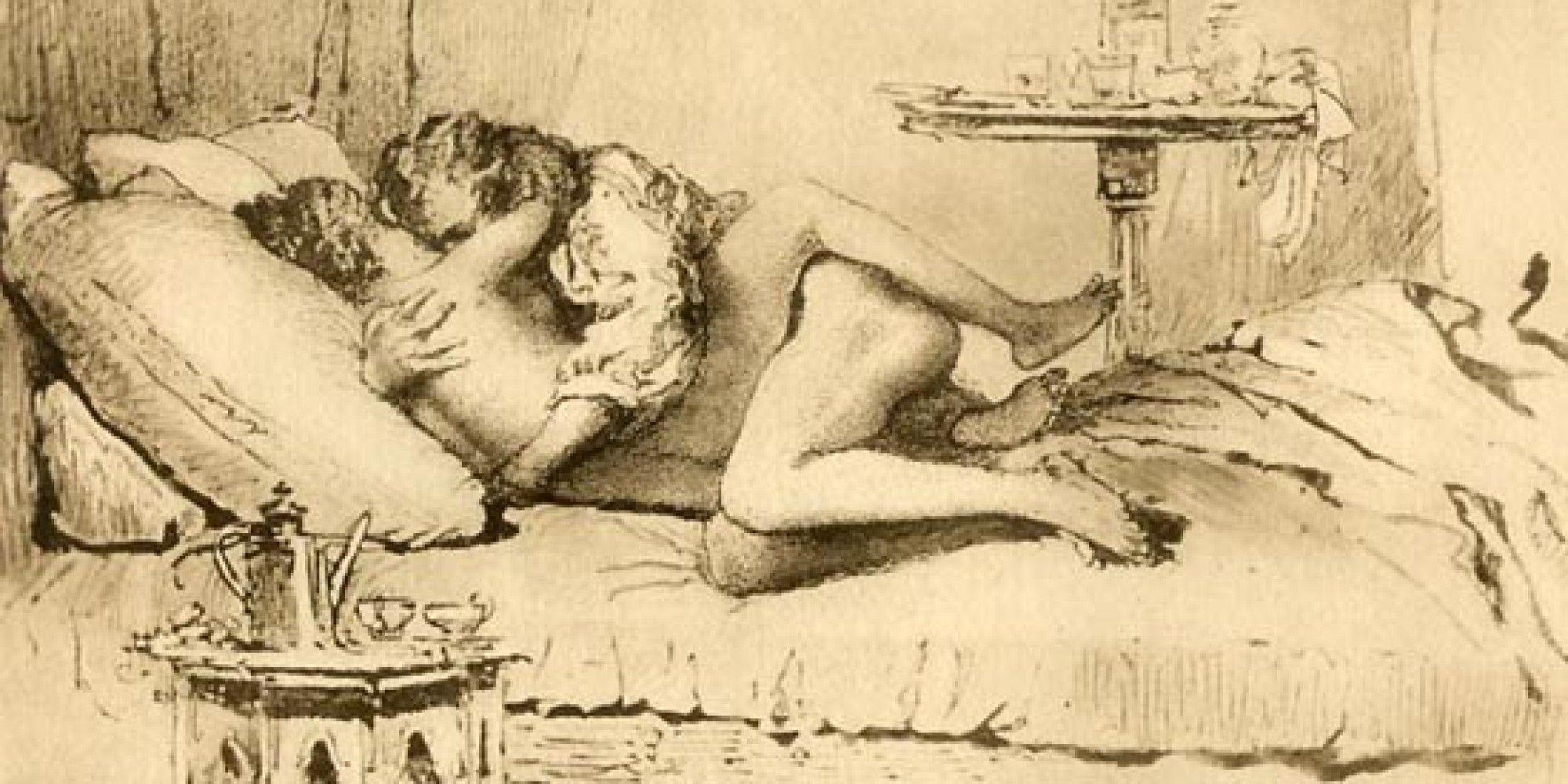 from Layton 19th century erotic art gay