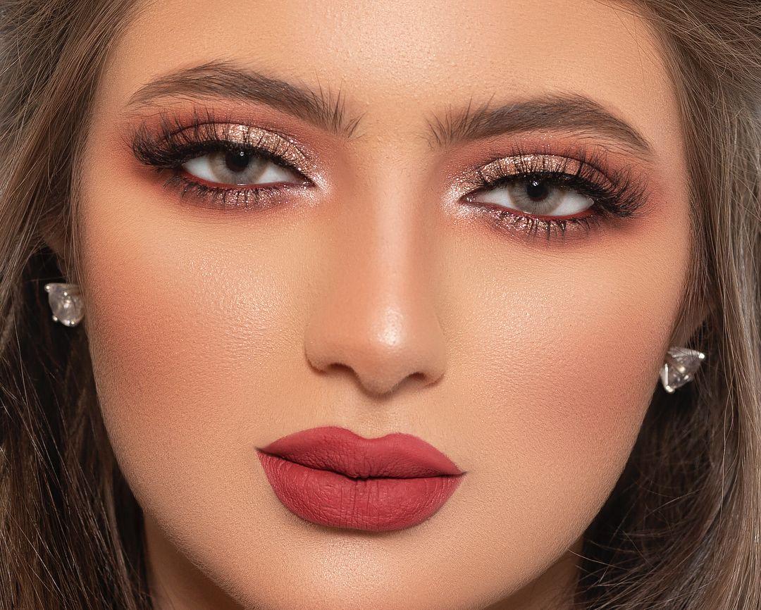 Pin By Rama On ميك اب Beauty Face Beautiful Girl Face Beauty