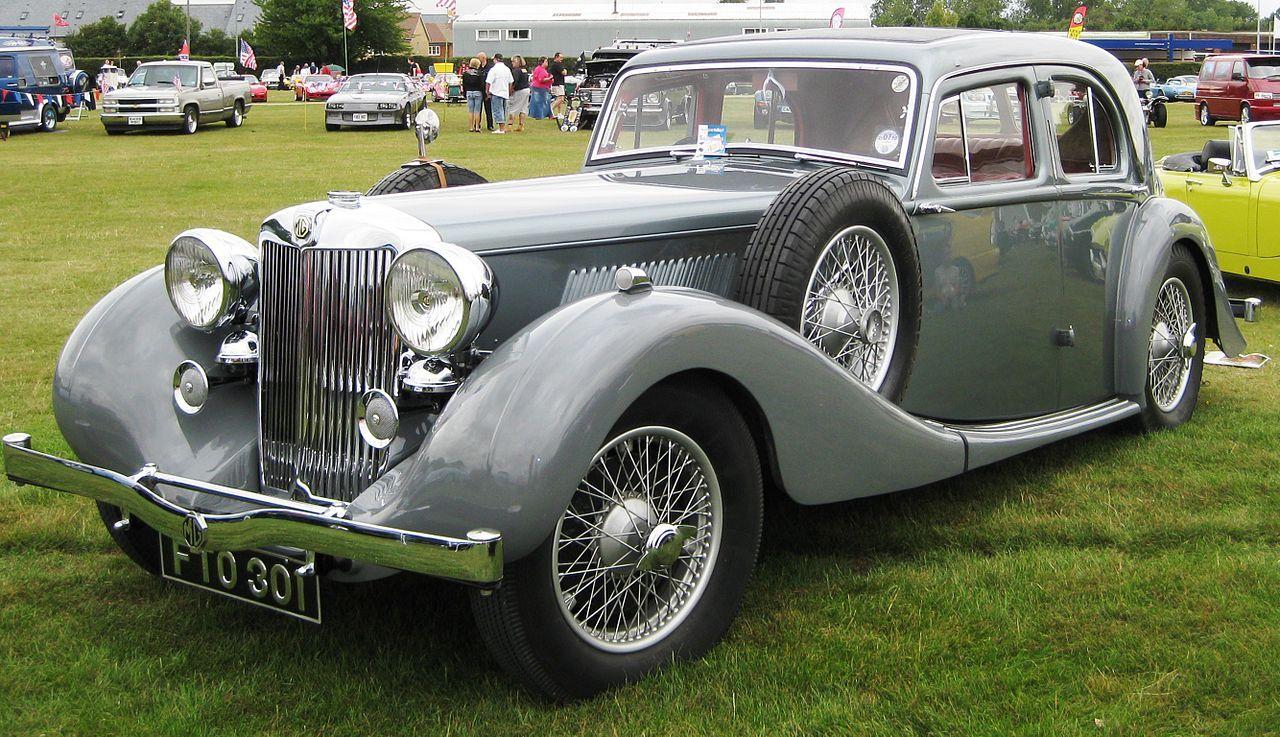 1948 Bentley MK VI 4Door Saloon Maintenancerestoration Of Old - Bentley Mk Vi Wiring Diagram