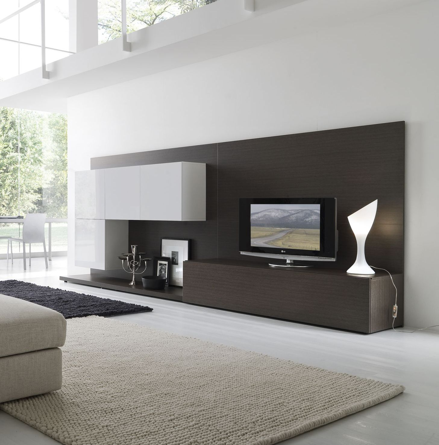 Tv Unit Designs For Living Room Http Abnancom Wp Content Uploads 2012 07 Modern Living Room