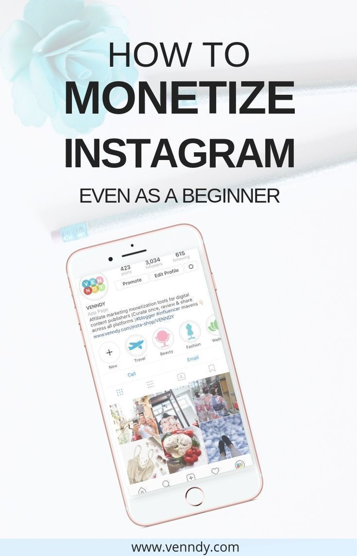 How to your instagram account using affiliate