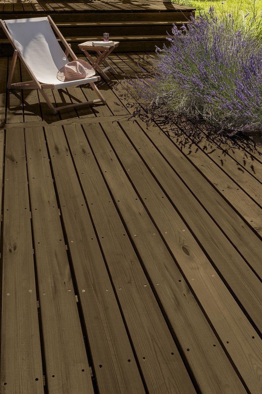 Ipe Du Bresil Saturateur Terrasses Terrasse Balcon Bois V33