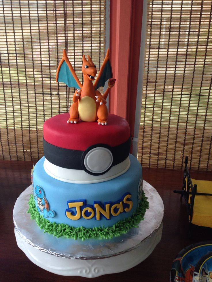 736 981 cake decorating pinterest pok mon pokemon - Decoration gateau pokemon ...