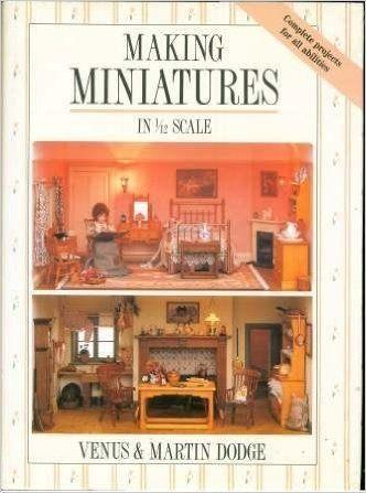 Dollhouse 1:12 scale 4 Miniature OPENING  BASEBALL   MAGAZINES
