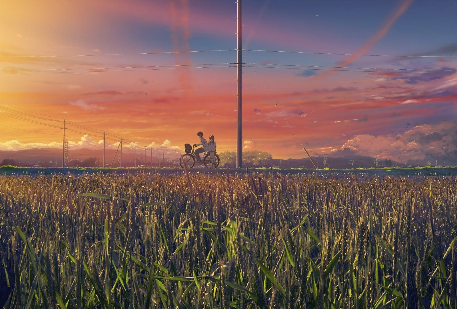 Anime ภาพพ นหล ง Anime การ ต น สวยๆ Anime Wallpaper Live Anime Scenery Landscape Background Images