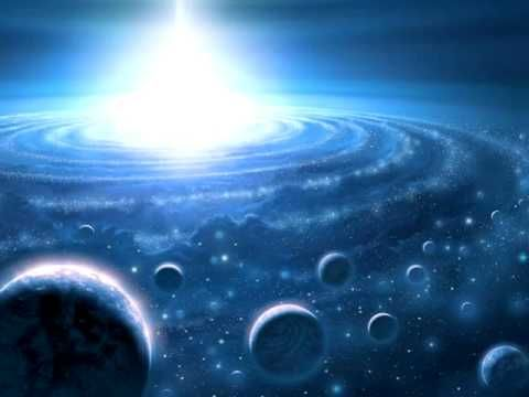 Relaxation music- deep space -or background music at space
