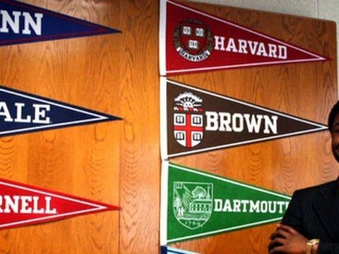 New York student accepted into every Ivy League school Kidaa