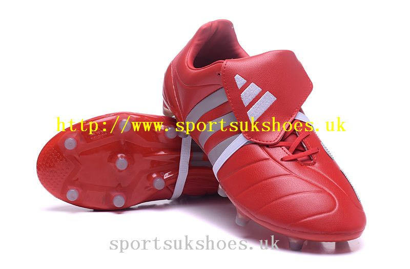 2b84be072 ... inexpensive authentic adidas predator mania champagne fg football boots  red white 82ad3 18a0d