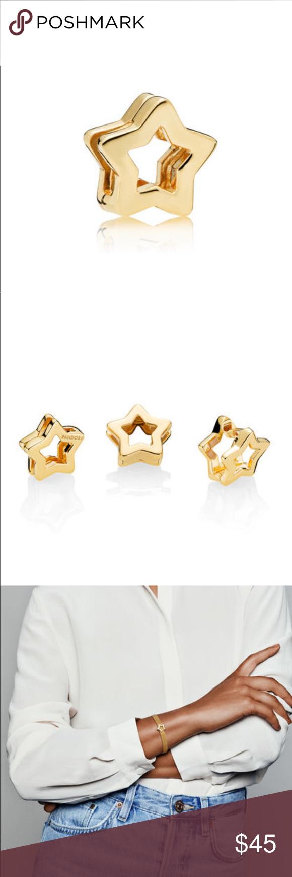 PANDORA REFLEXIONS™ SLEEK STAR CLIP CHARM   Fashion, Fashion ...