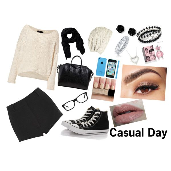 """""""Casual Day"""" by bella13-love on Polyvore"""