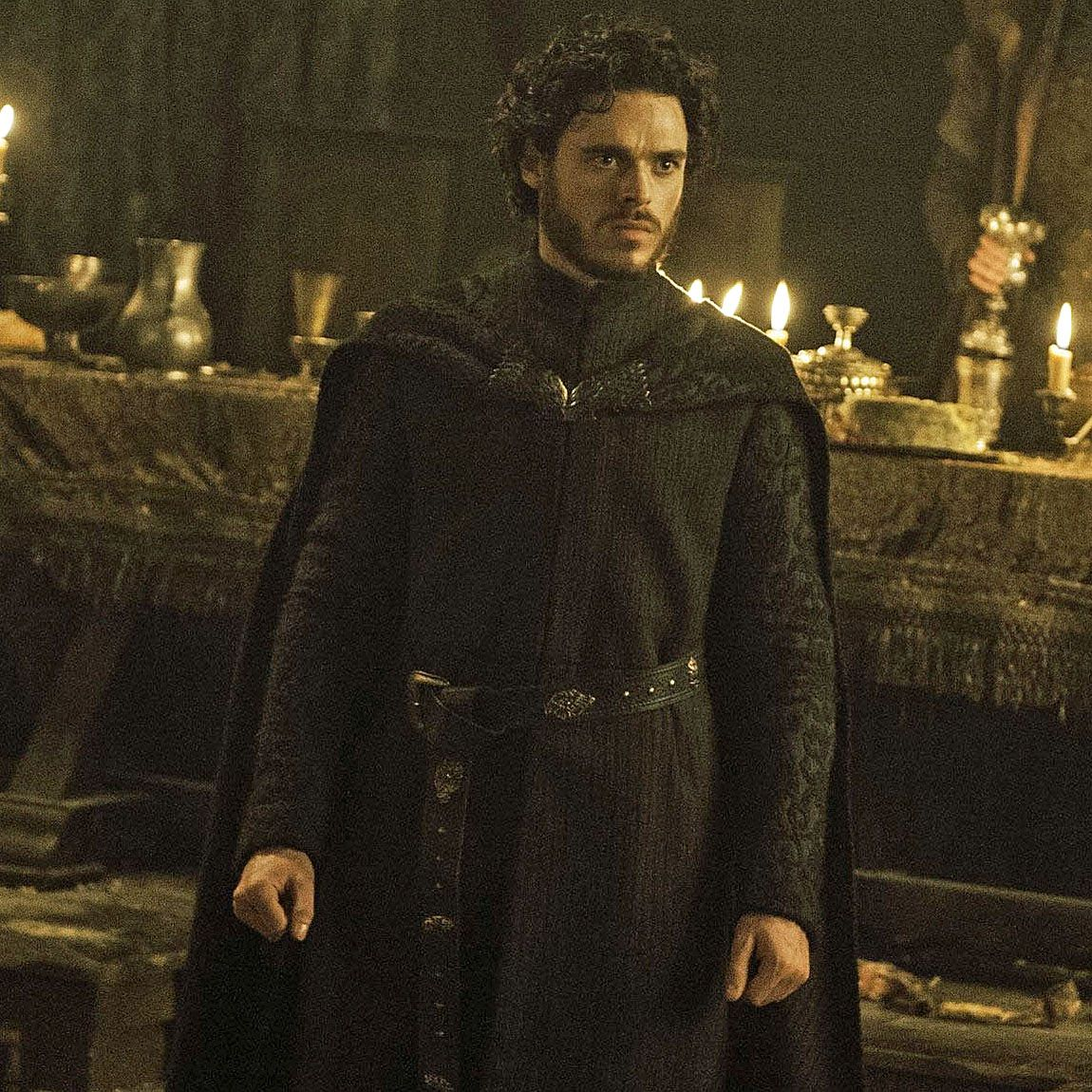 new stills from the Red Wedding   Robb stark, King in the ...